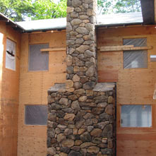 New Chimney Construction: Squam Lake, NH